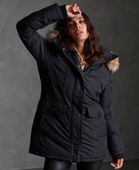 Superdry Ashley Everest Parka Jacket
