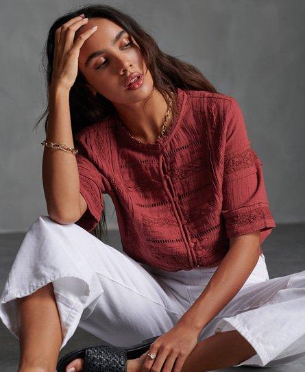 Chemise à manches longues Loom - Superdry - Modalova