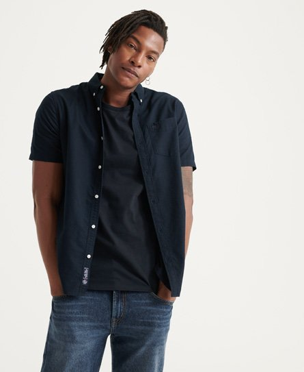 Classic University Oxford Short Sleeved Shirt164690