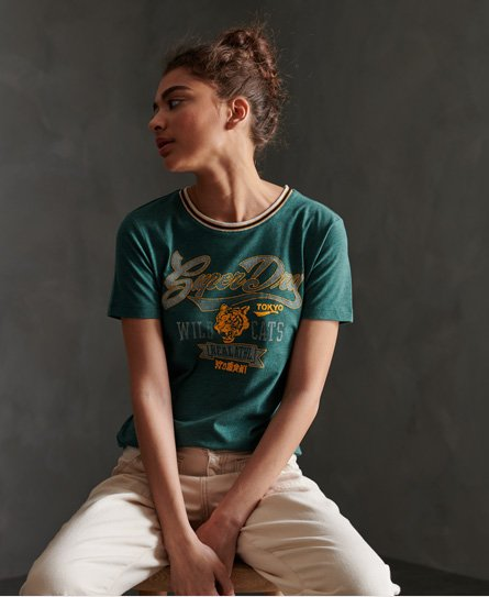 Superdry T-shirt rayé Retro - Superdry - Modalova