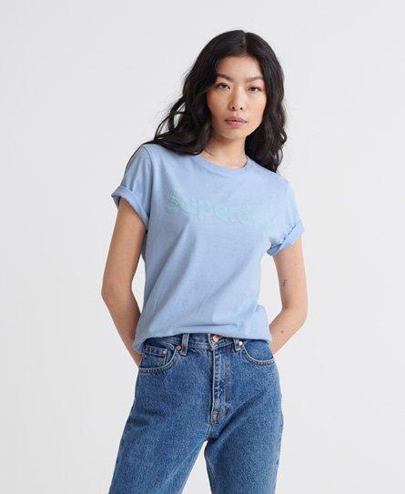 T-shirt brodé Original Multi - Superdry - Modalova