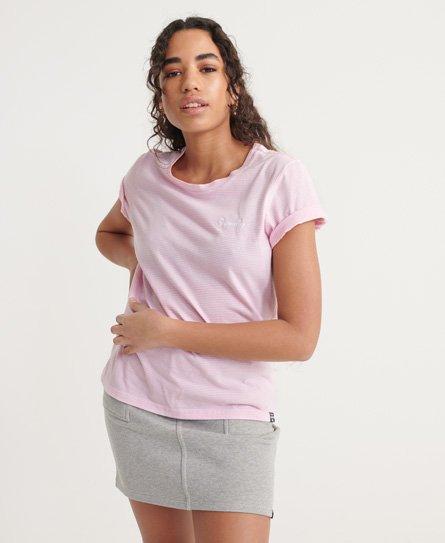 Superdry T-shirt à imprimé floral - Superdry - Modalova