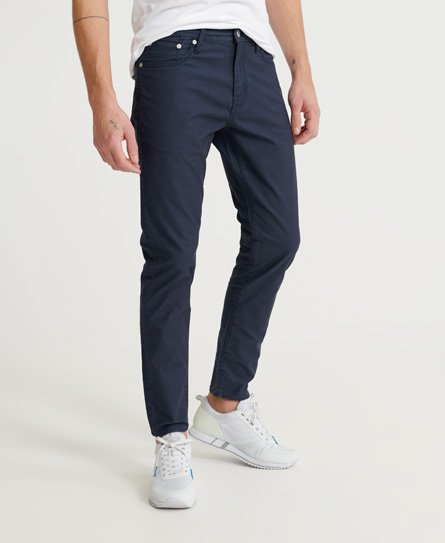 Superdry Jean slim en sergé Double Dye Edit