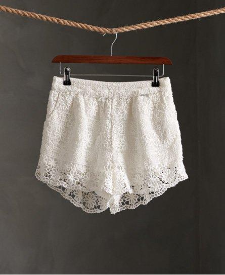 Superdry Morgan Lace Shorts