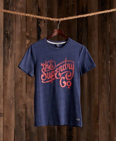 T-shirt Re-Worked classique appliqué - Superdry - Modalova
