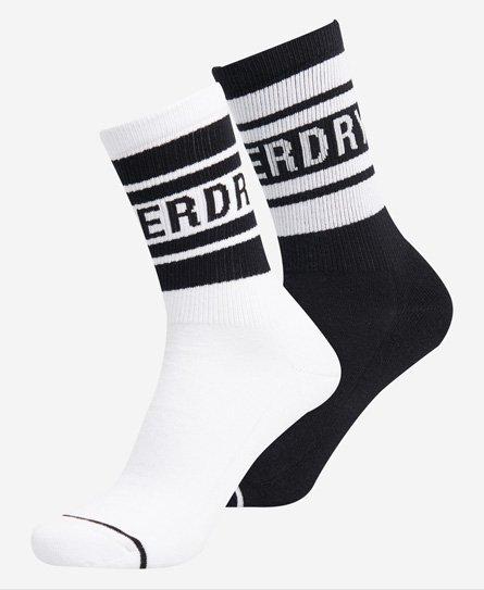 Sport Lot de 3 paires de chaussettes invisibles Coolmax - Superdry - Modalova