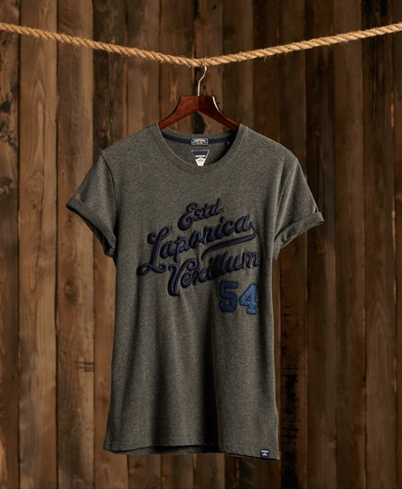 Superdry Vintage Applique T-Shirt