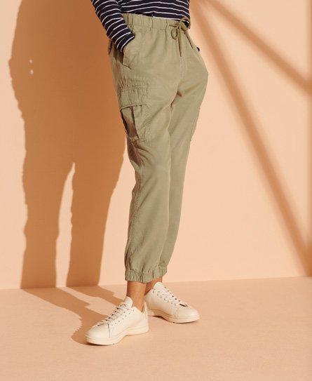 Pantalon de survêtement cargo Tencel - Superdry - Modalova
