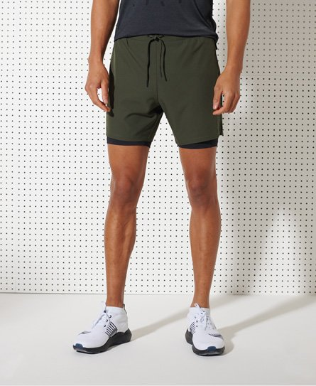 Superdry Double Layer Short