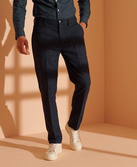 Superdry Core Wool Slim chinobroek