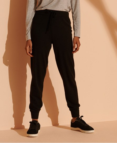 Superdry Limited Edition Yak Knit Joggers