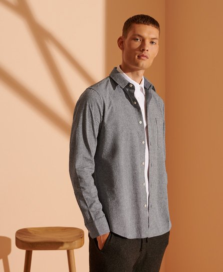 Superdry Limited Edition Casual Long Sleeve Shirt