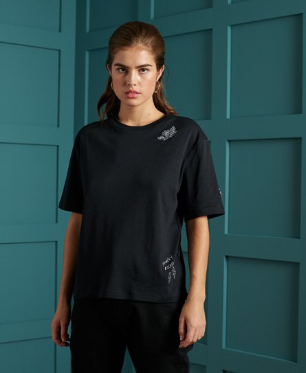 Super Embroidered City T-Shirt189216