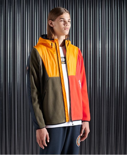 Superdry Slipstream Extreme Polar Zip Hoodie