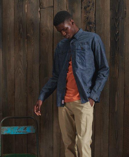 Dry Long Sleeved Work Shirt180344