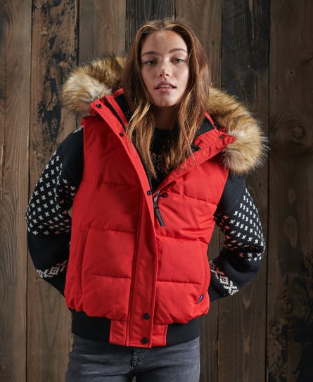 Women's Gilets & Ladies' Body Warmers | Superdry Official