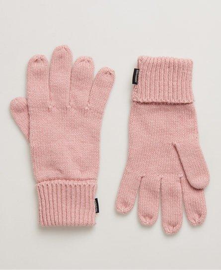 Superdry Gerippte Heritage Handschuhe