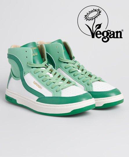 Superdry Vegan Basket Lux Sneaker - Superdry - Modalova