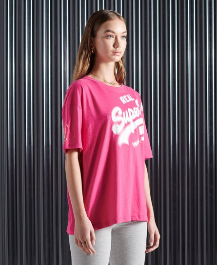 Superdry Super 5 Deconstruct T-Shirt