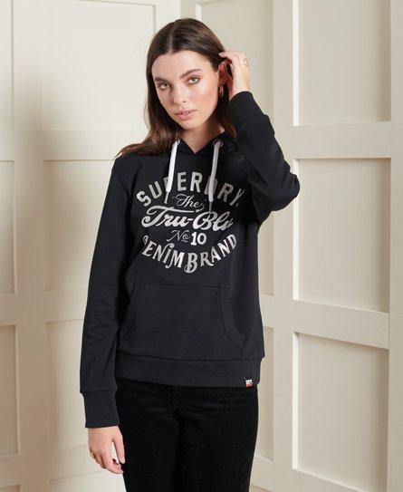 superdry Standaard Workwear 12 hoodie