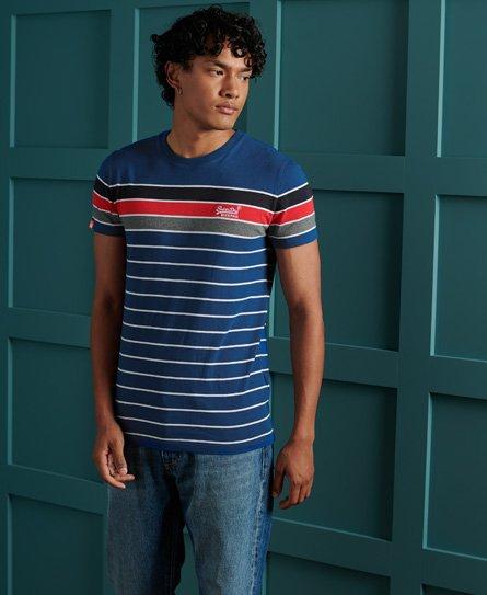 Organic Cotton Breton Stack T-Shirt171268