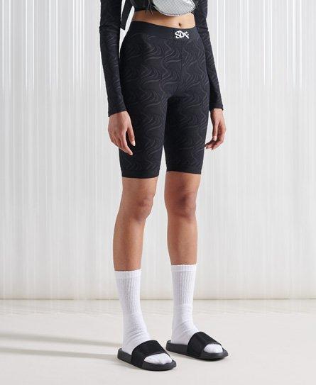 Superdry Limited Edition SDX Jacquard Mesh Shorts