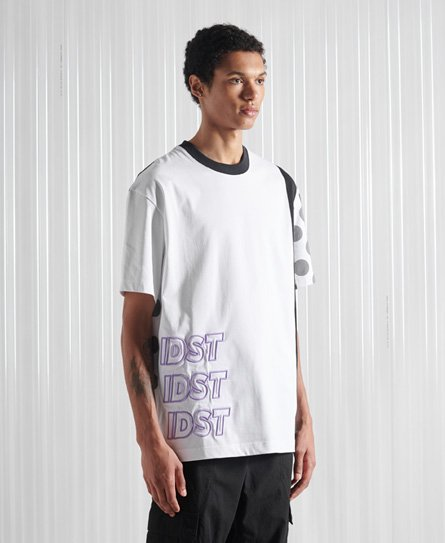 Superdry Limited Edition SDX Unisex Tokyo Graphic T-Shirt