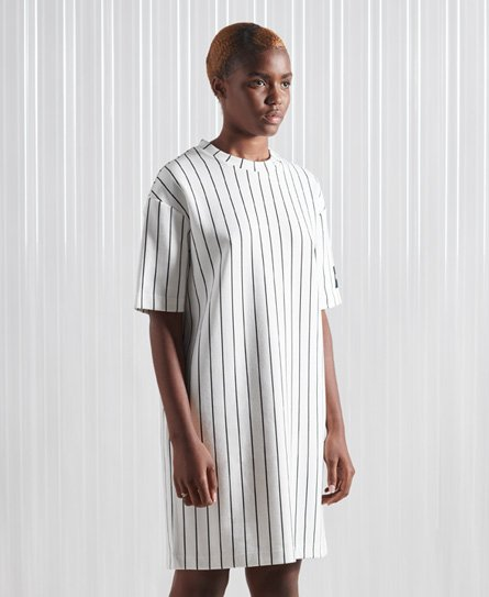 Superdry Limited Edition SDX Heavy T-Shirt Dress