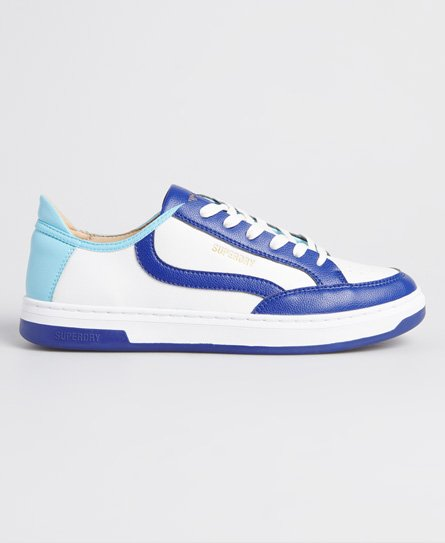 Superdry Vegan Basket Lux Low Trainers