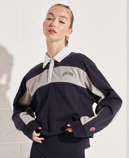 Superdry Sportstyle Dolman Rugby Top