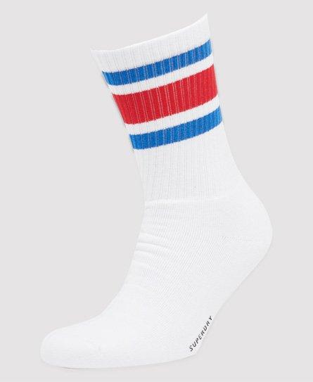 Superdry Sportstyle Crew Socken aus Bio-Baumwolle