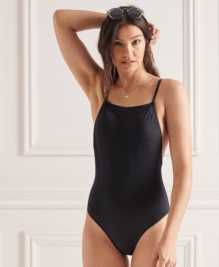 Superdry Scooped Back Swimsuit