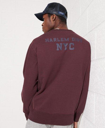 Superdry Varsity Arch Crew Sweatshirt