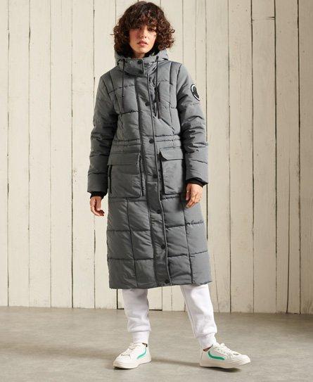 Women S Winter Jackets Coats Superdry, Waterproof Winter Coat Ladies Uk