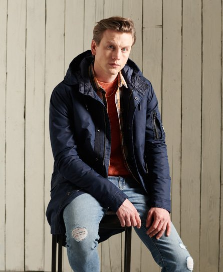 Superdry Service Midweight Parka