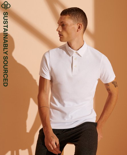 Superdry Limited Edition Pima Cotton Polo Shirt