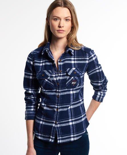 Superdry Milled Flannel overhemd