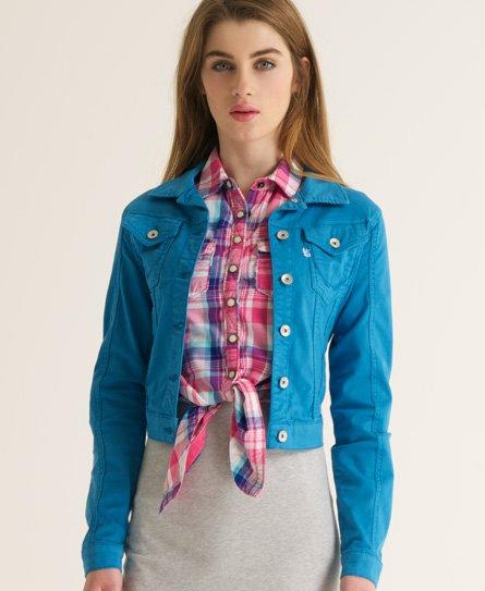 Superdry Skinny denim jacket 0