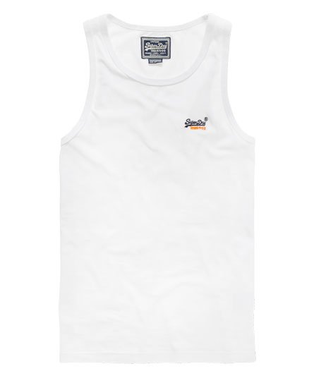 Superdry Vintage Embroidery Vest Top