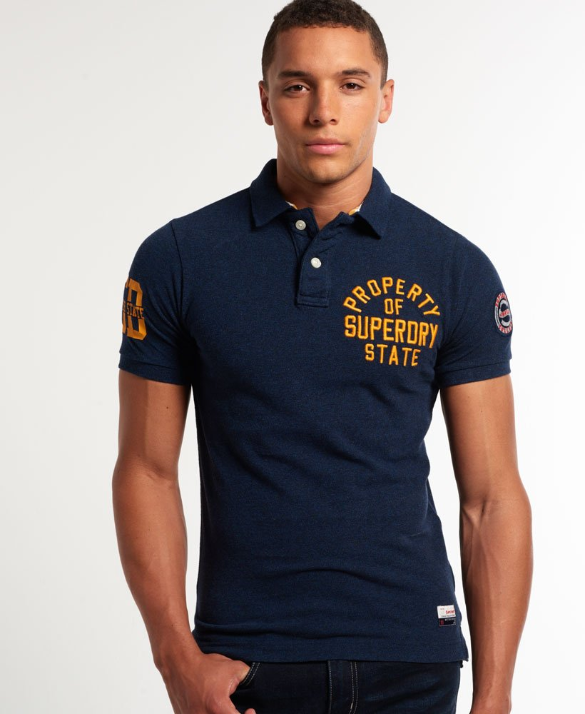 superdry sale mens polo shirt