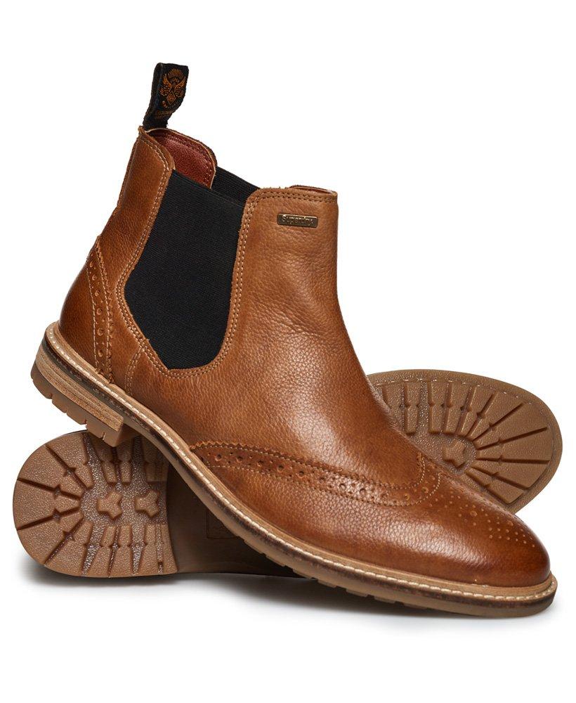 09efd8c48cf Brad Brogue Pemium Chelsea Boots,Mens,Boots