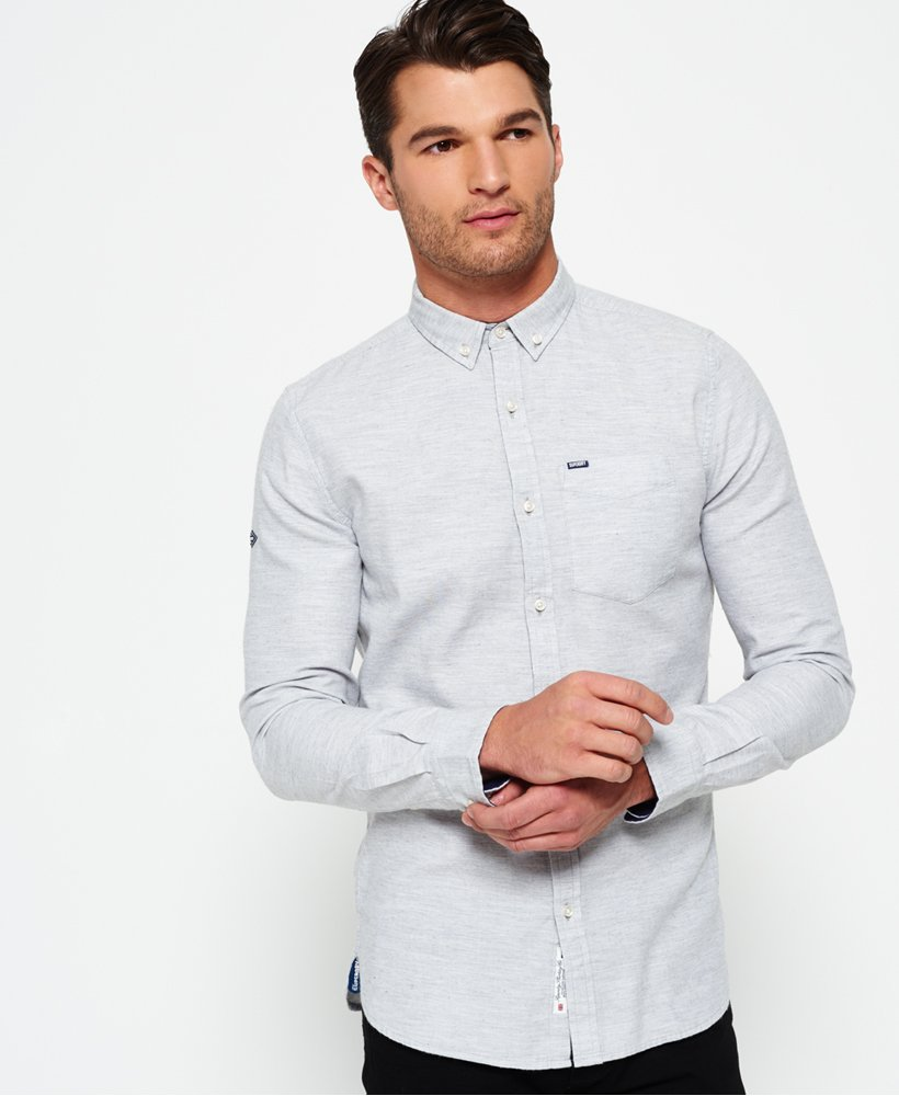 Superdry Shoreditch Button-Down-Hemd
