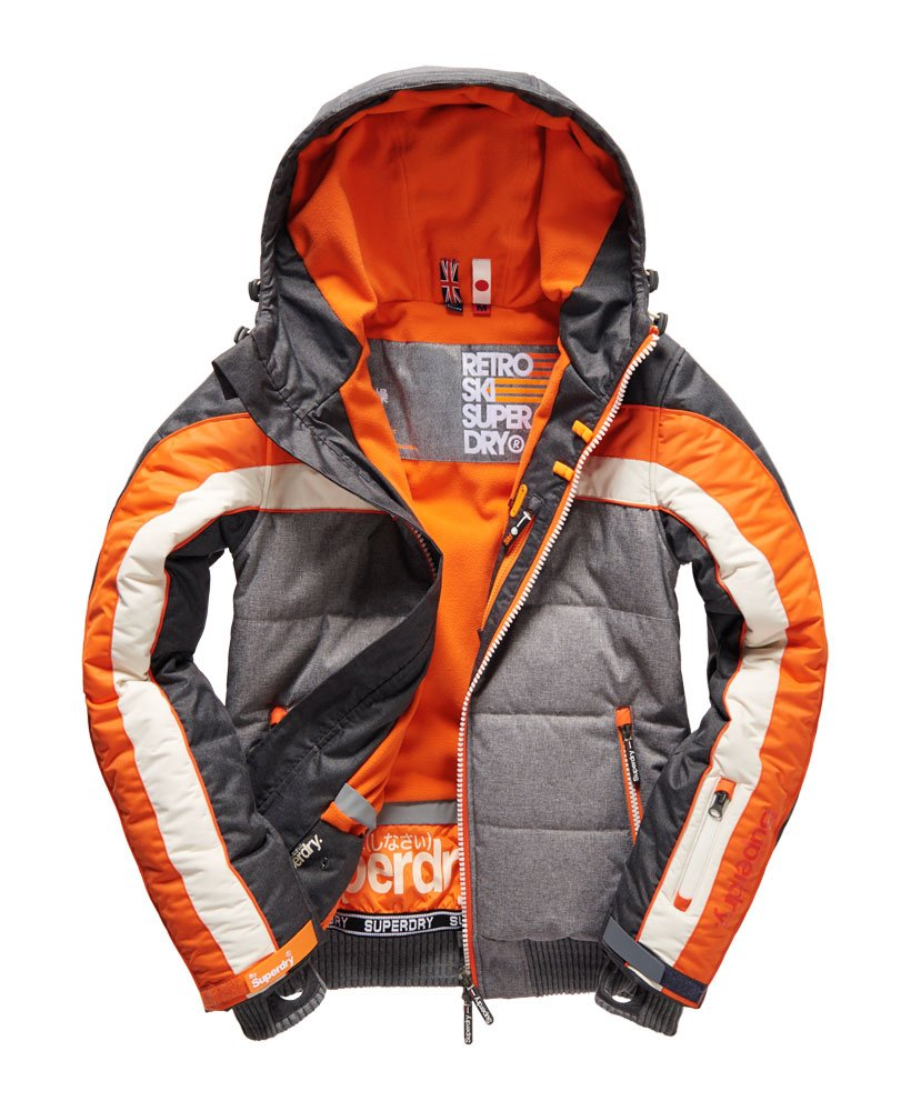 Superdry Doudoune Polar Ski Vestes pour Homme