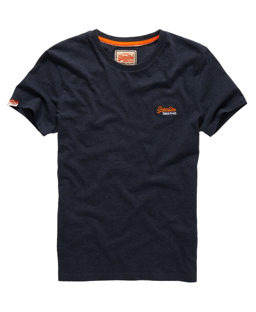 Superdry Orange Label T Shirt Herren T Shirts