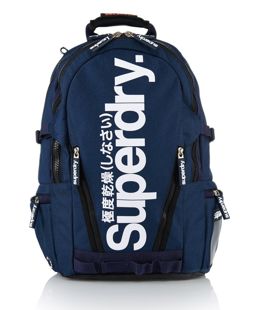 outlet store 098f9 eccbe Superdry Marl Tarp Backpack - Men's Bags