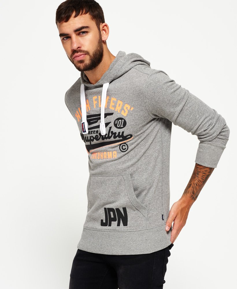 Superdry High Flyers Hoodie Mens Sale