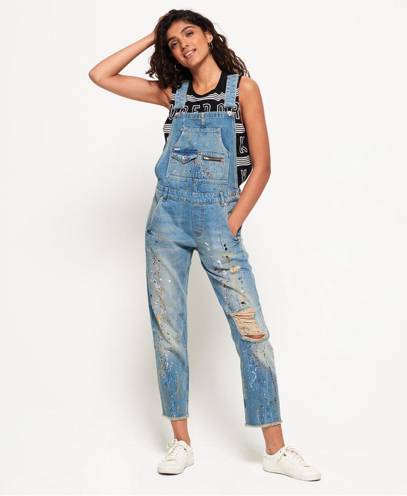 Superdry Jodie Boyfriend snekkerbukse Dame Jeans