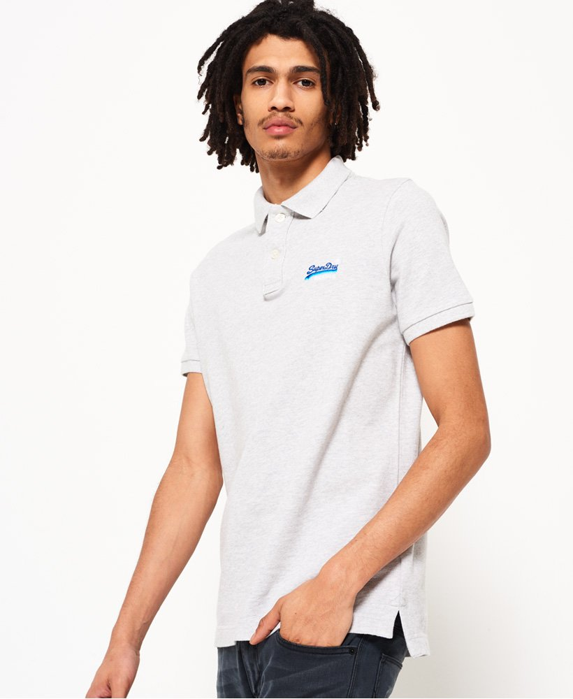 Superdry Classic Short Sleeve Pique Polo Shirt