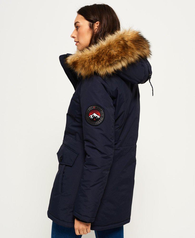 quality design 46fc2 0321b Superdry Ashley Everest Mantel - Damen Jacken & Mäntel