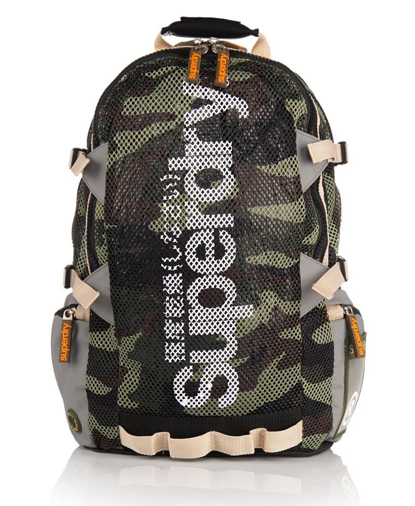0d7eea657885 Superdry Mesh Tarp Backpack - Men s Bags